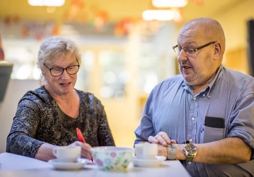 Het persoonlijke verhaal van Sjef en Marion Weijmermans