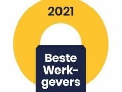SGL beste werkgever 2020/2021